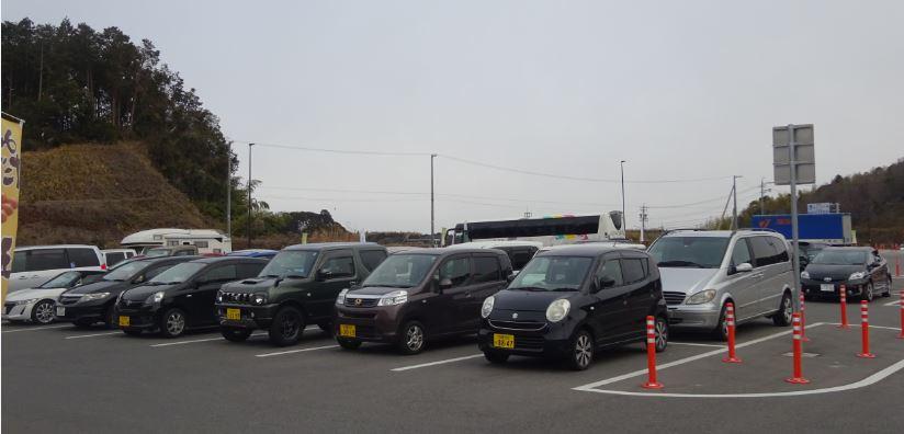 2.11駐車場